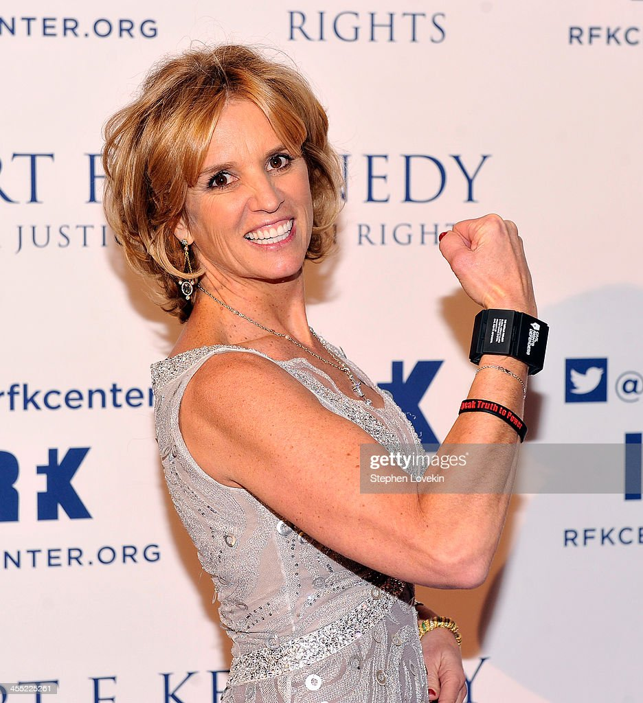 President of RFK Center <a gi-track='captionPersonalityLinkClicked' href=/galleries/search?phrase=Kerry+Kennedy&family=editorial&specificpeople=632610 ng-click='$event.stopPropagation()'>Kerry Kennedy</a> attends Robert F. Kennedy Center For Justice And Human Rights 2013 Ripple Of Hope Awards Dinner at New York Hilton Midtown on December 11, 2013 in New York City.