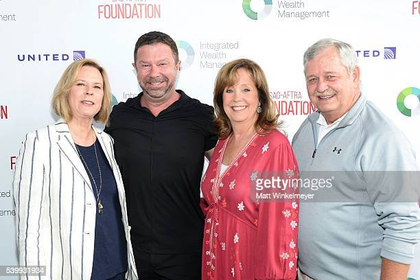 President of SAGAFTA Foundation JoBeth Williams President/CEO of Intergrated Wealth Management James Casey Executive Director of SAGAFTRA Foundation...