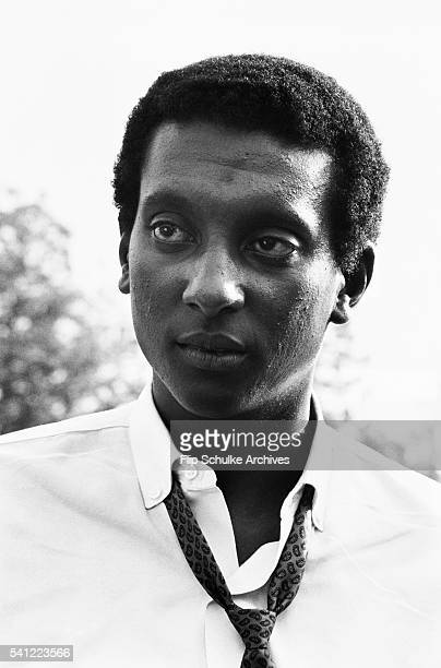 President of SNCC Stokely Carmichael organizes voters for the 1966 elections in rural Alabama During the campaign he introduced the 'Black Power'...