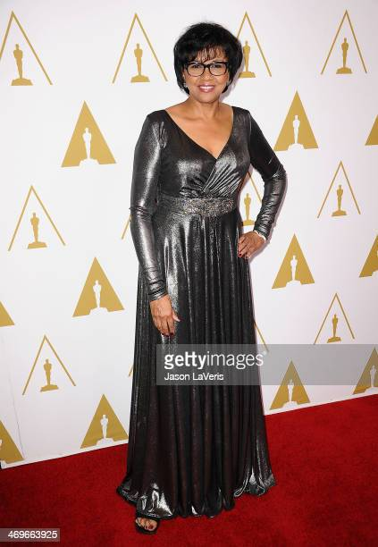 President of the Academy Of Motion Picture Arts and Sciences Cheryl Boone Isaacs attends the Academy of Motion Picture Arts and Sciences' Scientific...