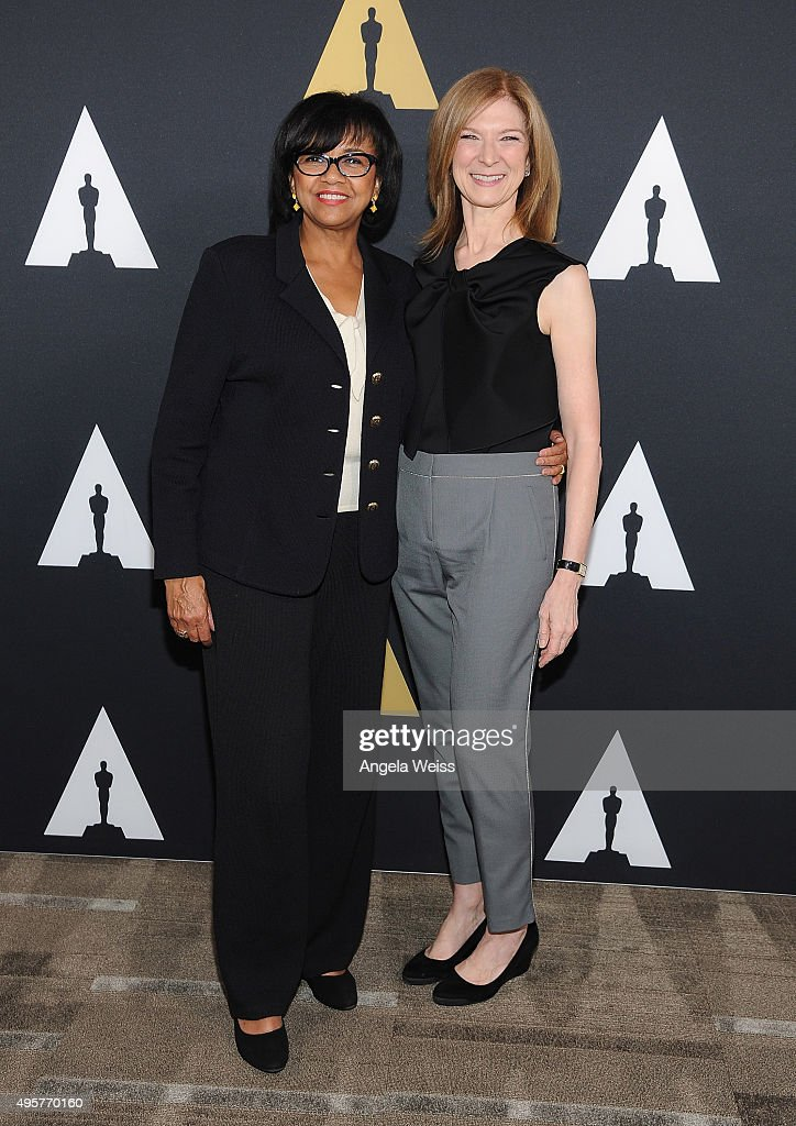 President of the Academy of Motion Picture Arts and Sciences Cheryl Boone Isaacs and Chief Executive Officer of the Academy of Motion Picture Arts...