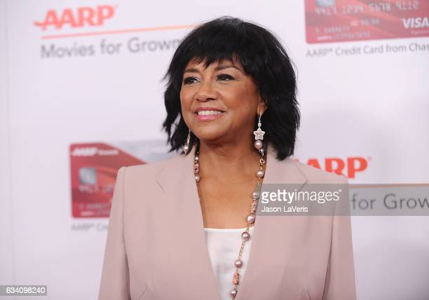 President of the Academy of Motion Picture Arts and Sciences Cheryl Boone Isaacs attends AARP's 16th annual Movies For Grownups Awards at the Beverly...
