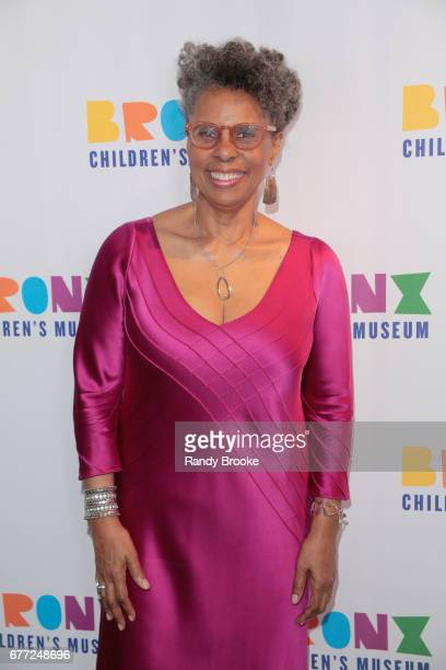 President of the Bronx Children's Museum Hope Harley attends the 2017 The Bronx Children's Museum Gala at Tribeca Rooftop on May 2 2017 in New York...