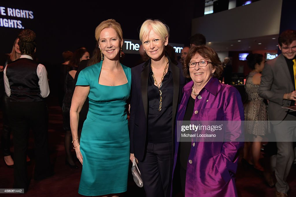 President of the Center for Reproductive Rights Nancy Northup EditorinChief of Cosmopolitan Joanna Coles and former UN High Commissioner for Human...