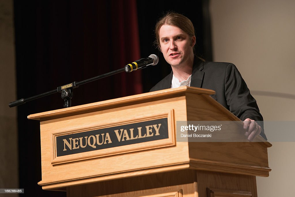 President of the Chicago chapter of the Recording Academy Matt Hennessy attends the GRAMMY Signature School Presentation. Neuqua Valley High School was honored as a National GRAMMY Signature School and received an award of $10,000 at Neuqua Valley High School on May 7, 2013 in Naperville, Illinois.
