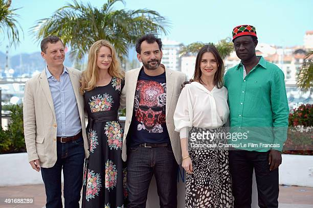 President of the Criterion Collection Peter Becker actress Maria Bonnevie director/writer/producer Pablo Trapero actress Geraldine Pailhas and...