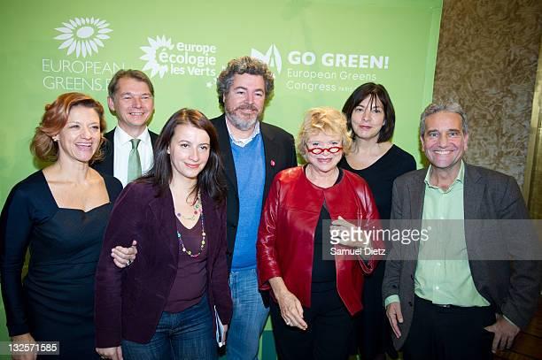 President of the European Green Party Monica Frassoni Belgium Member of the European Parliament and Cochair of the European Green Party Philippe...