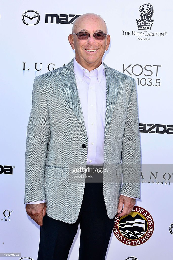 President of the Festival of Arts Fred Sattler attends the Festival of Arts Celebrity Benefit Concert and Pageant on August 23, 2014 in Laguna Beach, California.