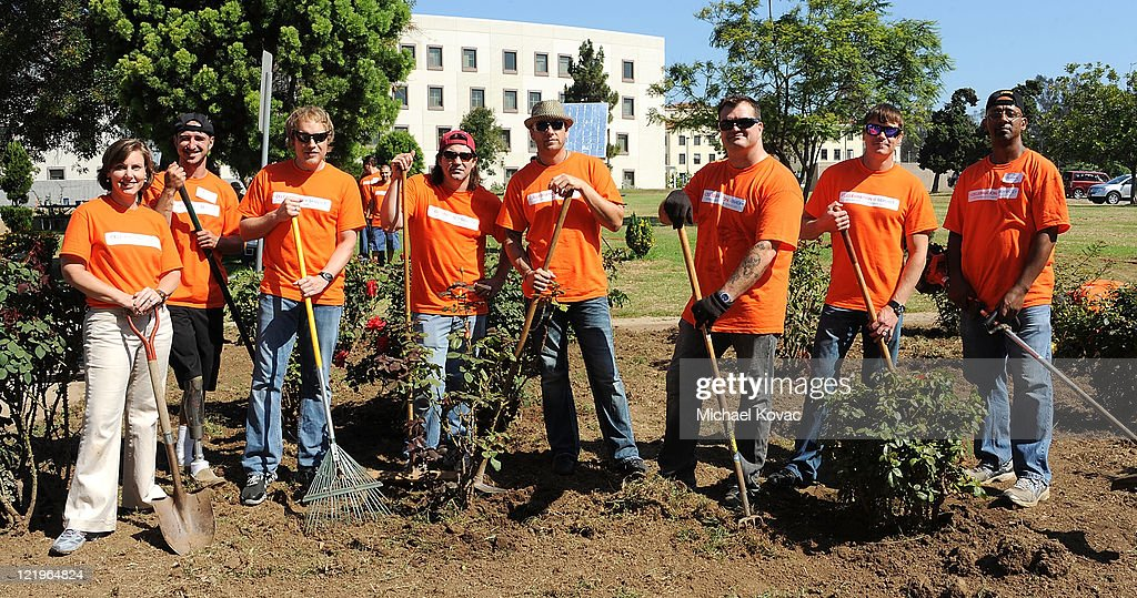 The Home Depot Foundation Launches Celebration Of Service Campaign With 3 Doors Down To Honor Veterans
