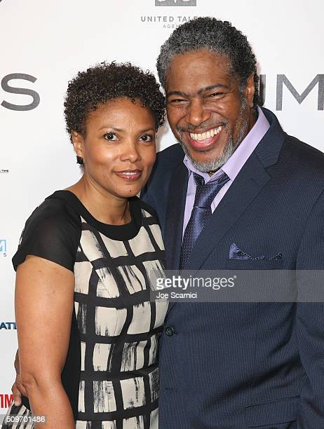 President of the Humanitas Awards Ali LeRoi and Producer Adrienne LeRoi attend the 41st Humanitas Prize Awards Ceremony at Directors Guild Of America...