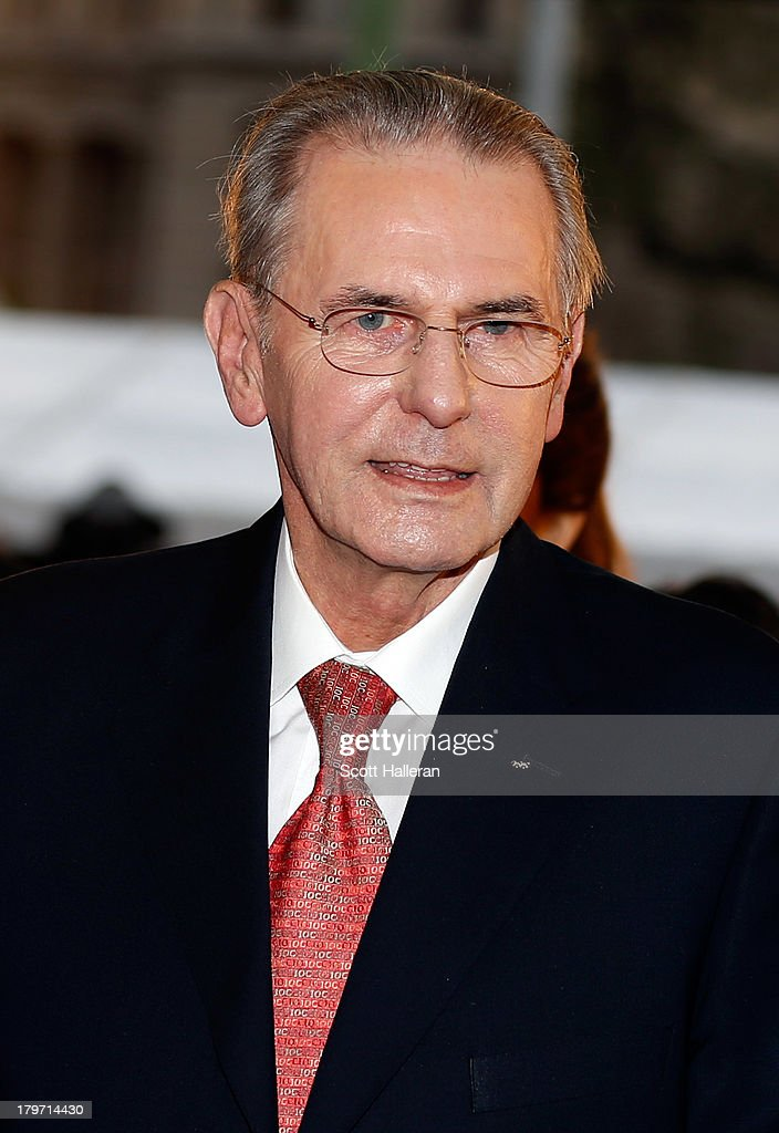 President of the IOC <a gi-track='captionPersonalityLinkClicked' href=/galleries/search?phrase=Jacques+Rogge&family=editorial&specificpeople=206143 ng-click='$event.stopPropagation()'>Jacques Rogge</a> attends the Opening Ceremony of the 125th IOC Session at Teatro Colon on September 6, 2013 in Buenos Aires, Argentina.