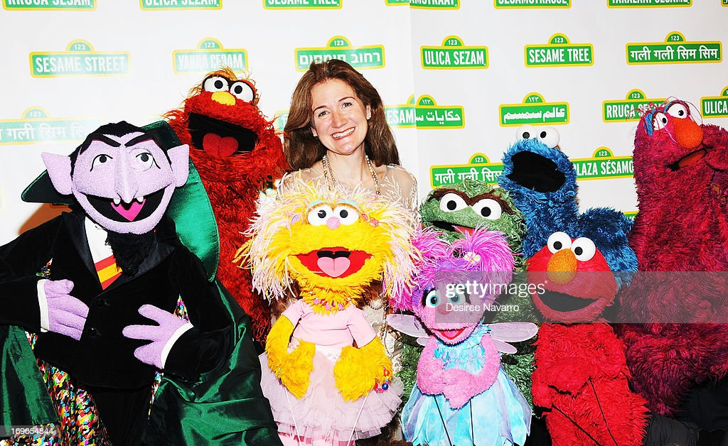 President of the Jim Henson Foundation, Cheryl Henson attends the 11th annual Sesame Street Workshop Benefit Gala at Cipriani 42nd Street on May 29, 2013 in New York City.