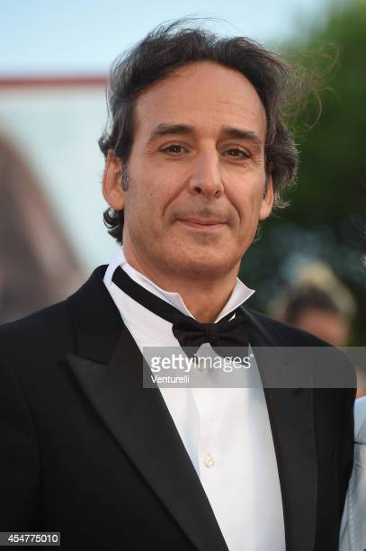 President of the Jury Alexandre Desplat attends the Closing Ceremony during the 71st Venice Film Festival at Sala Grande on September 6 2014 in...