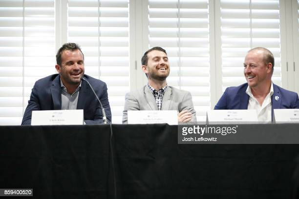 President of the Los Angeles Galaxy Chris Klein Los Angeles Kings Vice'nPresident of Digital Strategy and Analytics Aaron LeValley Los Angeles...