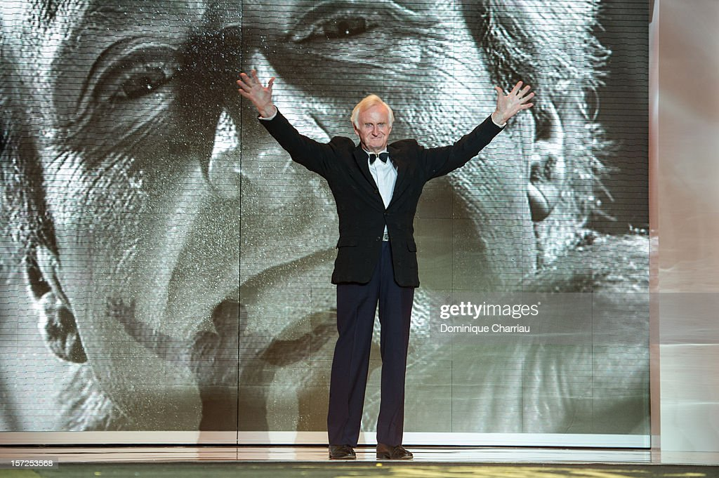 President of the Marrakech International Film Festival, British film director <a gi-track='captionPersonalityLinkClicked' href=/galleries/search?phrase=John+Boorman&family=editorial&specificpeople=213769 ng-click='$event.stopPropagation()'>John Boorman</a> arrives for the opening ceremony of the 12th Marrakesh International Film Festival on November 30, 2012 in Marrakech, Morocco.