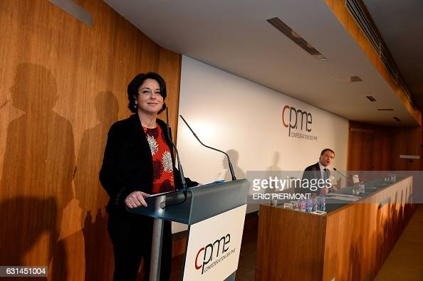 President of the Radical Left Party (PRG) Sylvia Pinel ...