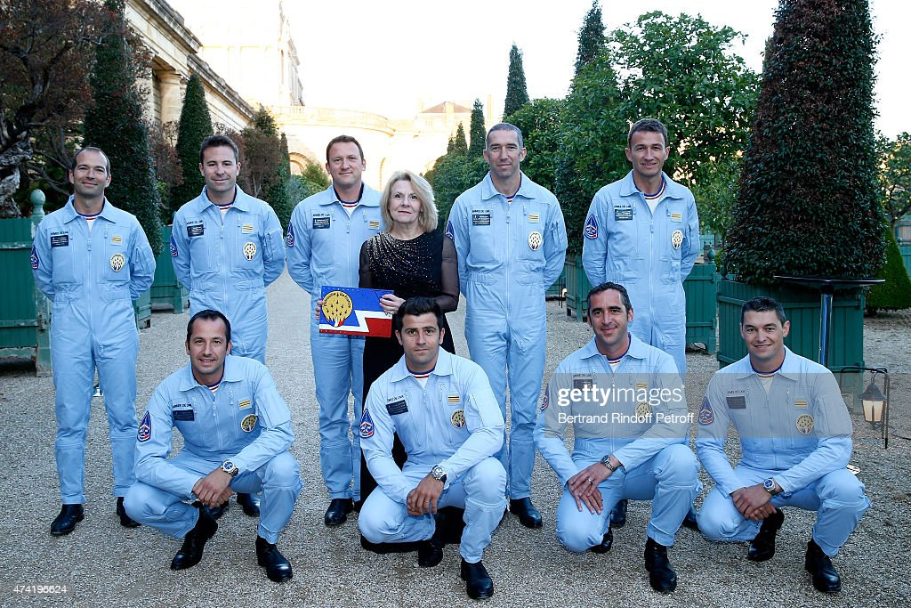 president-of-the-versailles-castle-catherine-pegard-and-pilots-of-the ...