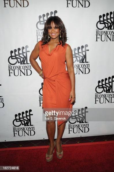 President of the Women's Sports Foundation Laila Ali attends the 27th Annual Great Sports Legends Dinner to benefit the Buoniconti Fund to Cure...