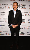 President of the World Bank Jim Yong Kim attends the 2014 Global Citizen Festival to end extreme poverty by 2030 at Central Park on September 27 2014...