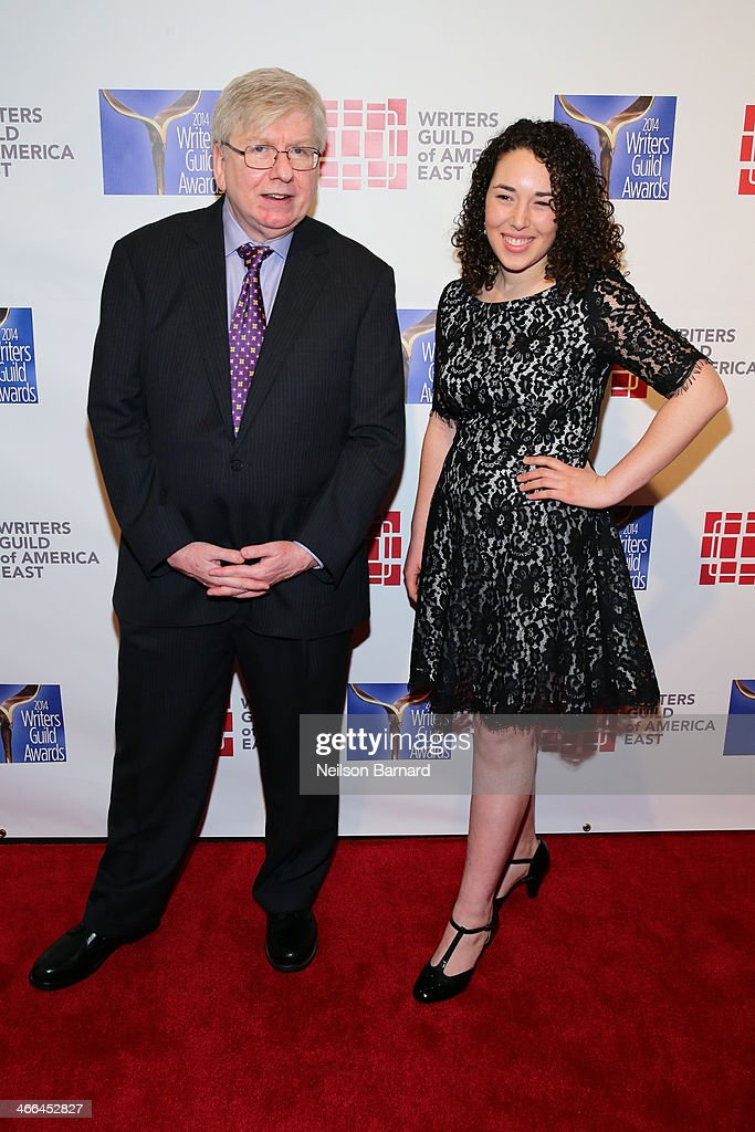 President of the Writers Guild of America, East Michael Winship and Rachel Baye attend The 66th Annual Writers Guild Awards East Coast Ceremony at The Edison Ballroom on February 1, 2014 in New York City.