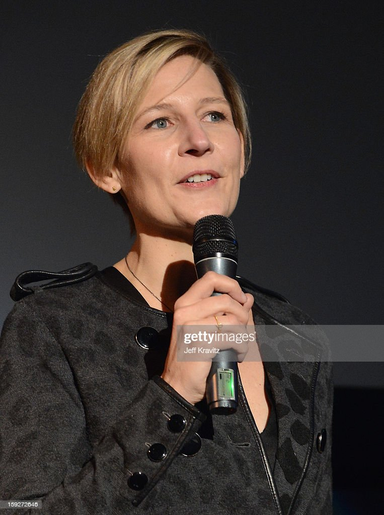 President of Time Warner's HBO Entertainment Sue Naegle attends the 'Enlightened' Season 2 Premiere presented by HBO at Avalon on January 10, 2013 in Hollywood, California.