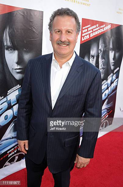 President of Universal Studios Home Entertainment Craig Kornblau attends Universal Studios Home Entertainment's DVD release of Fast Furious kick off...