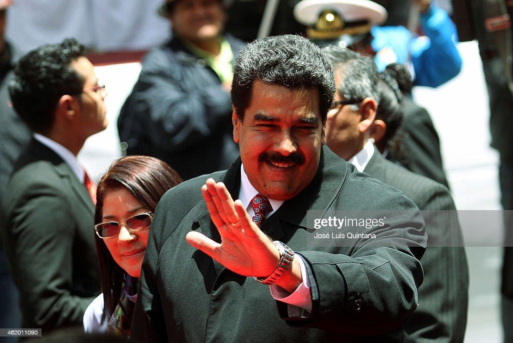 Evo Morales Takes Office in Bolivia