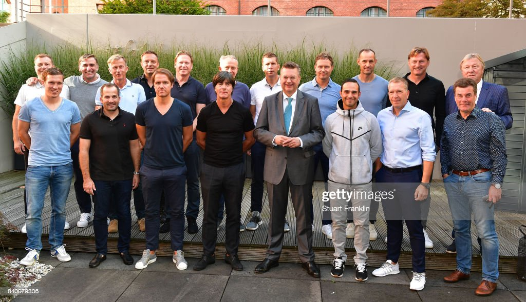 DFB And Bundesliga Coach Forum