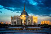 President residence in Astana