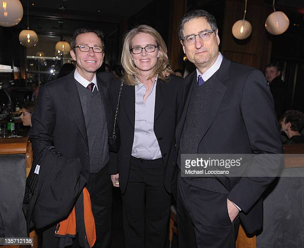 CAA president Richard Lovett President of Production for 20th Century Fox Emma Watts and Cochairman and CEO for Fox Filmed Entertainment Tom Rothman...