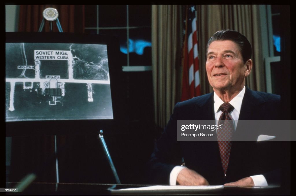 March 23, 1983: Reagan Calls for a Strategic Defense Initiative