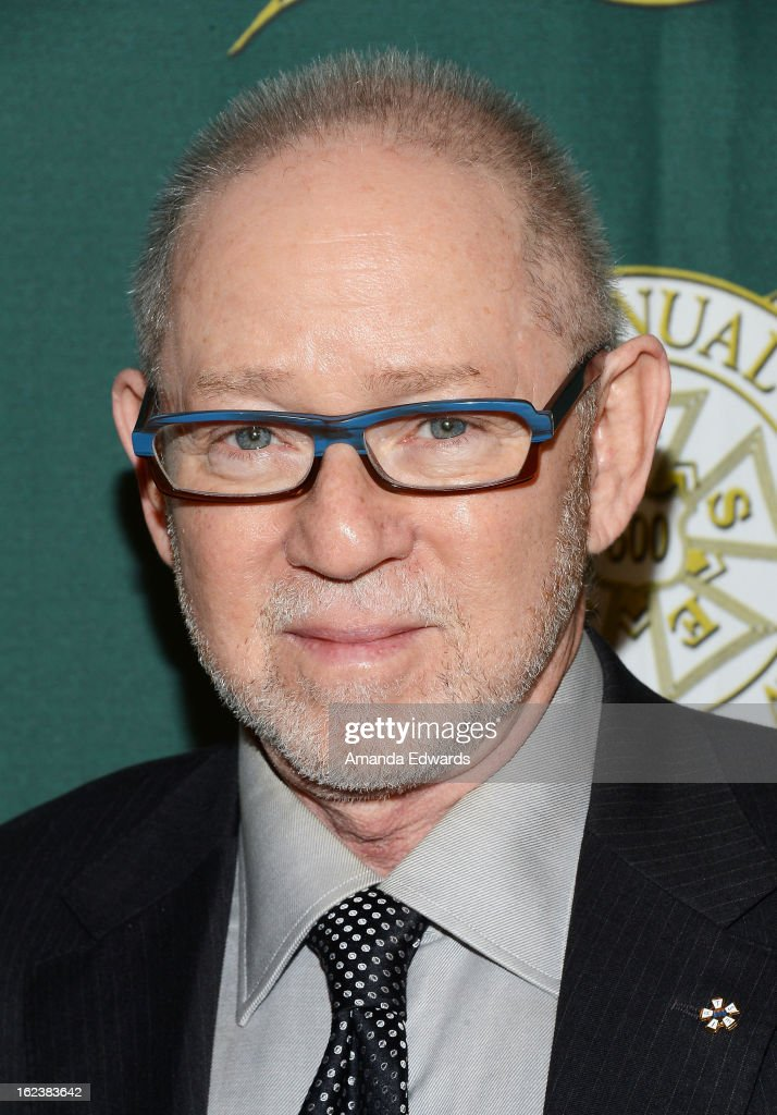 President Steven Poster arrives at the ICG 50th Annual Publicists Awards at The Beverly Hilton Hotel on February 22, 2013 in Beverly Hills, California.