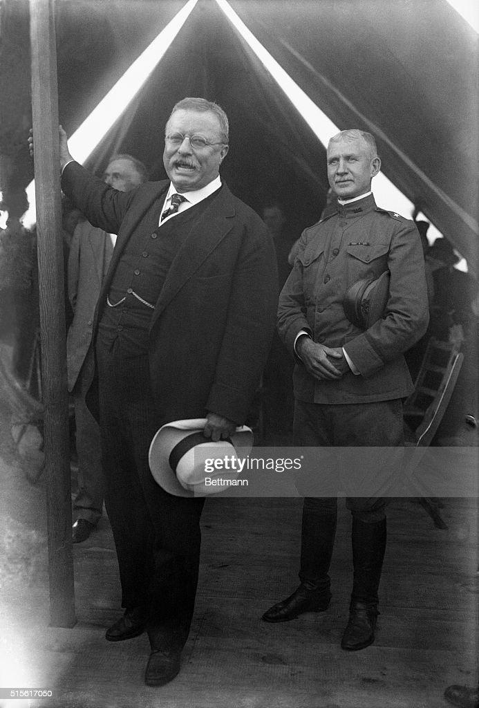 President Teddy Roosevelt