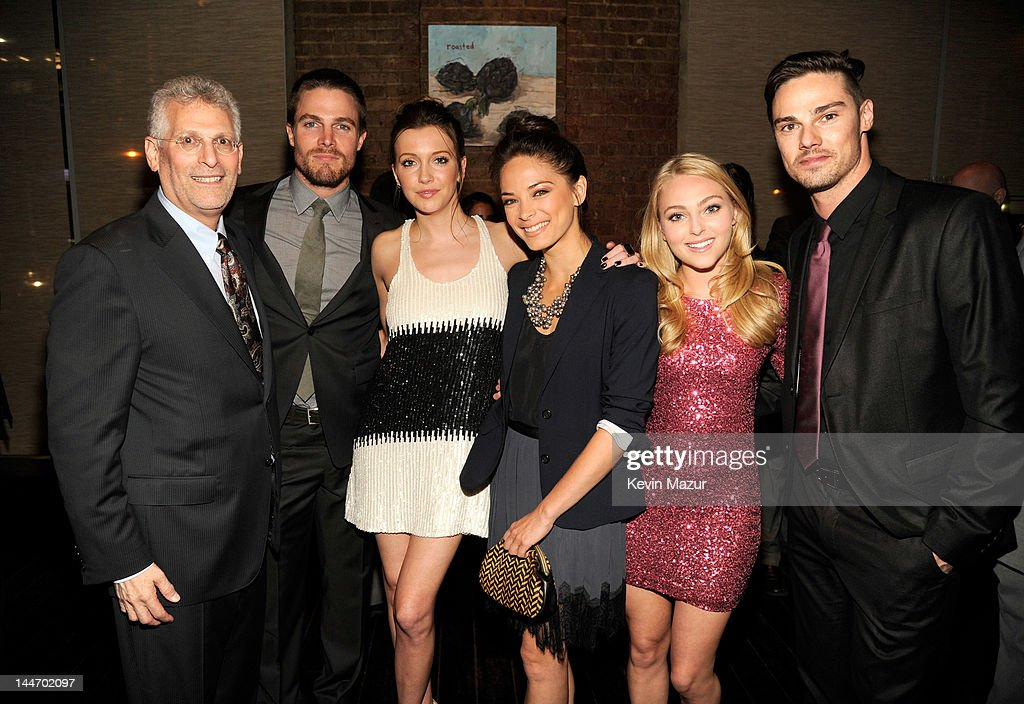 the cw networks 2012 upfront party getty images