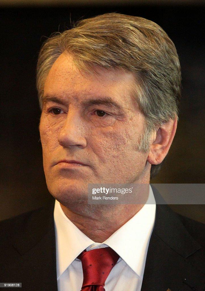 Viktor Yushchenko salary