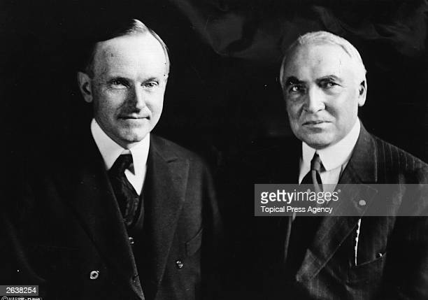 a biography of warren g harding the president of the united states A republican from the us state of ohio, harding was an influential newspaper   warren gamaliel harding was the first president that was born after the.