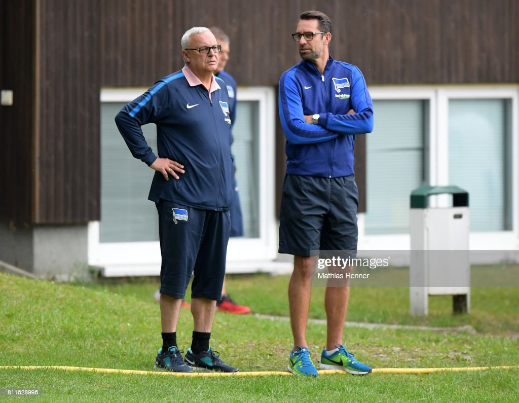Hertha BSC - training camp 2017 - day 3