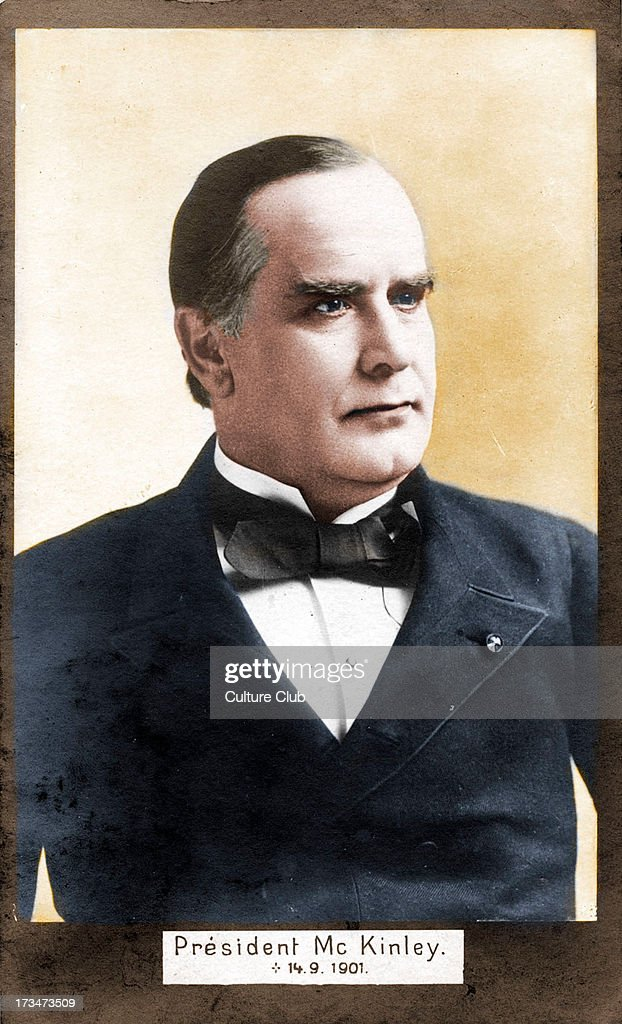 a biography of william mckinley the twenty fifth president William mckinley (1843-1901) was the twenty-fifth president of the united states during his administration the spanish-american war of 1898 overshadowed the two important issues of tariff.