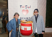 BEAMS JAPAN US Launch at Fred Segal Sunset