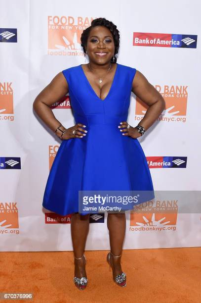 President/CEO Food Bank for NYC Margarette Purvis attends the Food Bank for New York City CanDo Awards Dinner 2017 on April 19 2017 in New York City