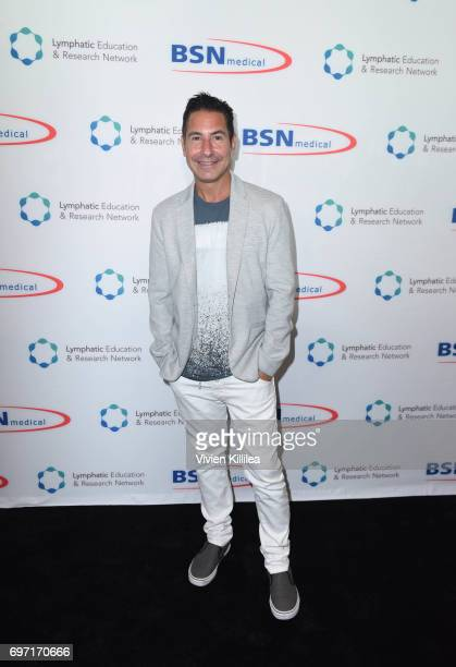 President/CEO of The Krim Group Todd Krim attends Academy Award Winner and LERN Spokesperson Kathy Bates Hosts Reception On The Eve Of The Third...