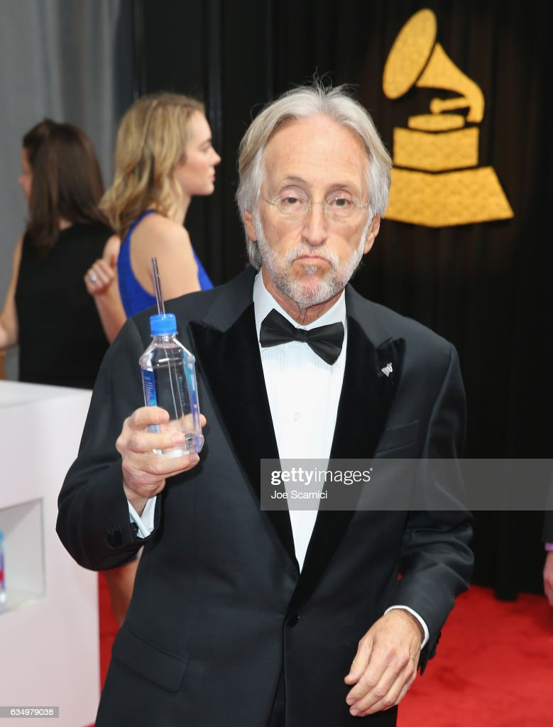 President/CEO of The Recording Academy and GRAMMY Foundation President/CEO Neil Portnow at The 59th Annual GRAMMY Awards at STAPLES Center on February 12, 2017 in Los Angeles, California.
