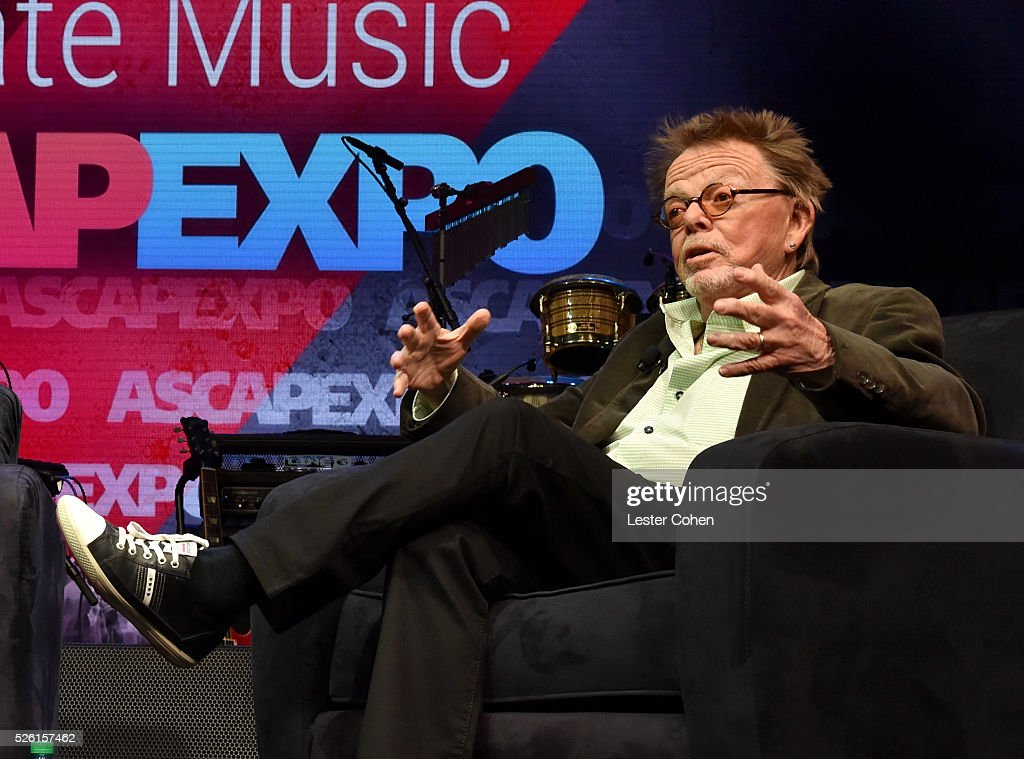 President/Chairman Paul Williams speaks onstage during the 2016 ASCAP 'I Create Music' EXPO on April 29, 2016 in Los Angeles, California.