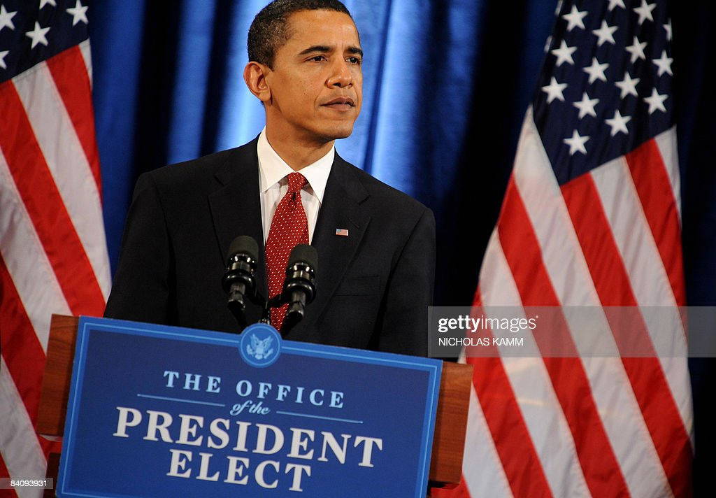 president elect obama essay 110508 the communicative power of barack obama: how he became president-elect tuesday, november 4, 2008 will go down as a monumental day in american history, when america elected an african american to serve as its president.