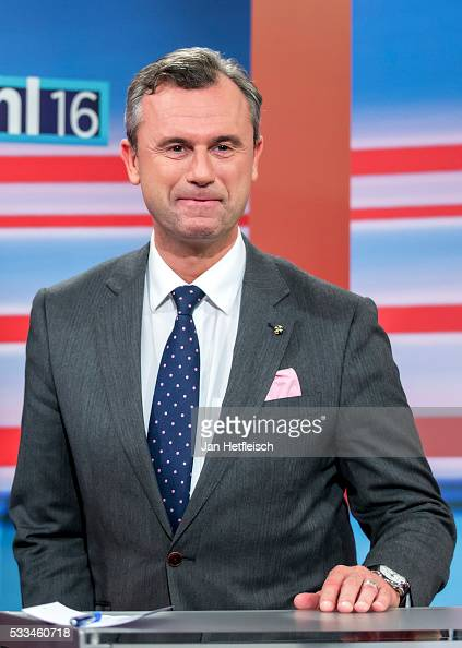 Norbert Hofer Photos et images de collection | Getty Images