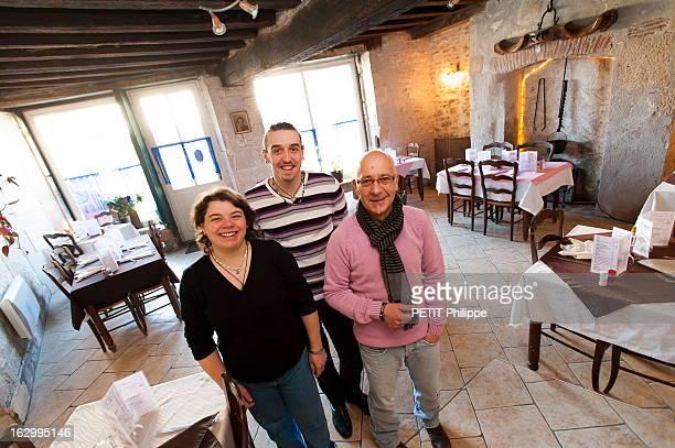 Donzy The Village That Votes As France Le village de DONZY dans la Nièvre 1 665 habitants est le meilleur baromètre du pays au moment des élections...