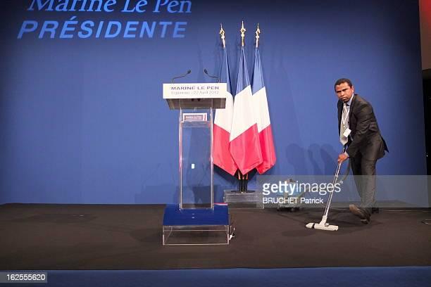 Results For 1St Round Of Marine Le Pen Marine LE PEN arrive 3ème avec environ 20% des voix au premier tour des élections présidentielles 2012 un...
