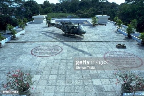 Presidential Palace, Ho Chi Minh City, Vietnam : Stock Photo