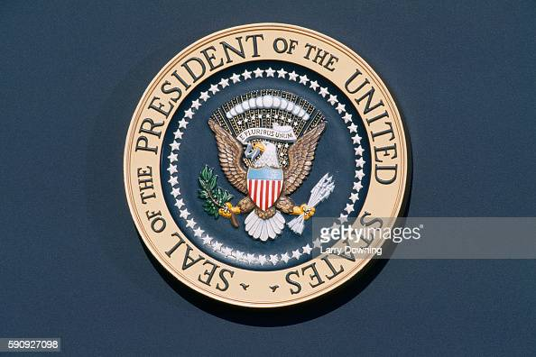 president seal stock photos and pictures getty images