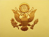 Presidential Seal President USA Coat Of Arms